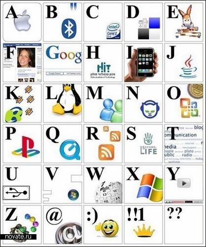 Компьютерный алфавит